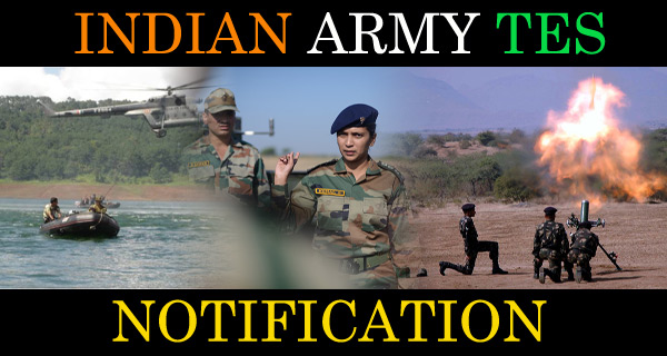 Indian Army TES Course Notification
